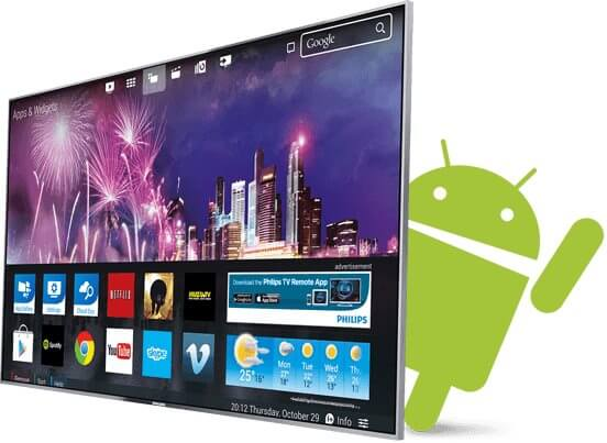 Philips TV Android