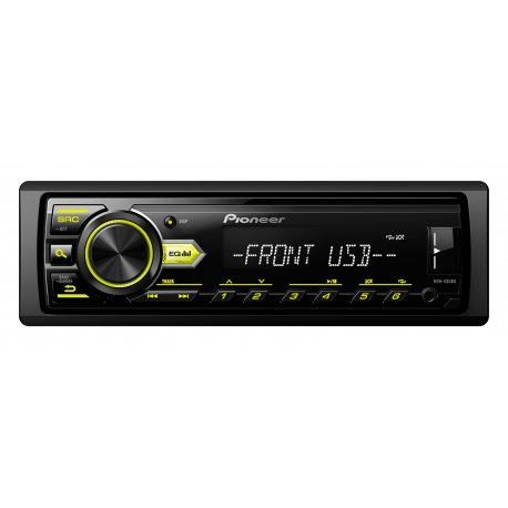 Car stereo radio Pioneer  MVH-08UBG