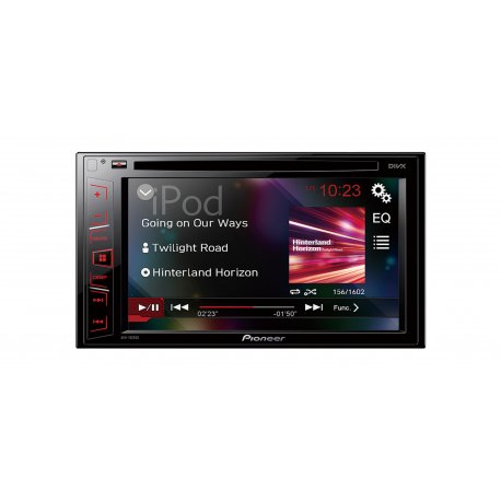 Car stereo radio Pioneer AVH-190DVD