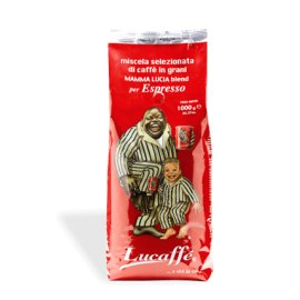 Kava Lucaffe' Mamma Lucia 1 Kg