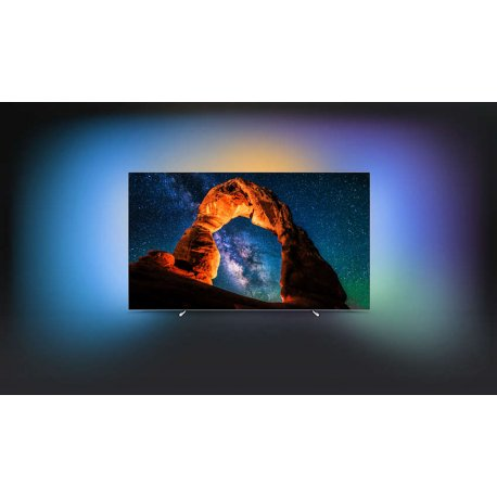 Televizorius PHILIPS OLED 65OLED803/12 Android