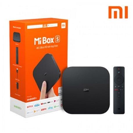 Televizorius priedėlis Xiaomi Mi TV Box S