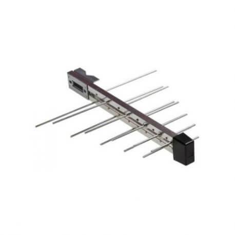 Lauko antena su stiprintuvu Spektras L20U-A