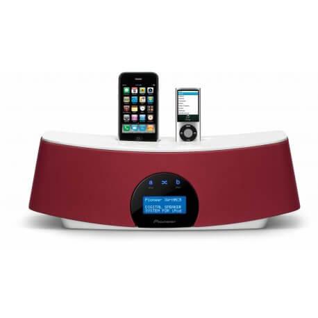 Pioneer Digital Speaker System XW-NAC3-R