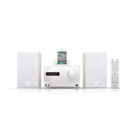 Pioneer Micro Sound System X-CM31-W