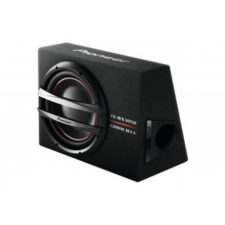 Bass Reflex Sub Pioneer  TS-WX305B