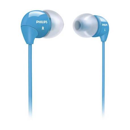 PHILIPS  headphones SHE3590BL/10