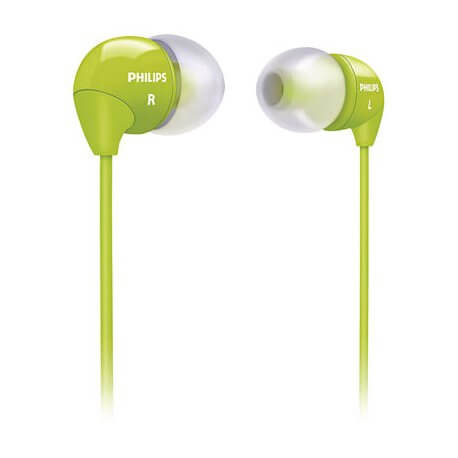 PHILIPS  headphones SHE3590GN/10